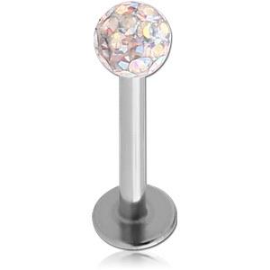 Crystalline Labret