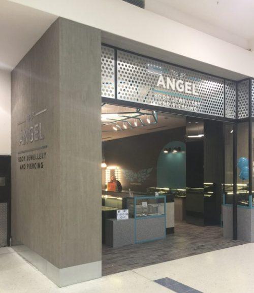 Angel Body Jewellery and Piercing Carousel